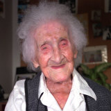 Obituaries about Jeanne Calment noted that she was known for her love of chocolate.