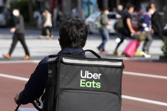Uber's unprofitable delivery service is still growing, indicating some homebound habits may be here to stay.