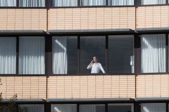 Using outsourced security guards to supervise hotel quarantine in Victoria proved disastrous.