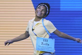 Zaila has plans to play professional basketball, go to Harvard and join NASA.
