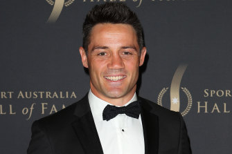 Deal or no deal: Cooper Cronk is yet to re-sign with Fox Sports.
