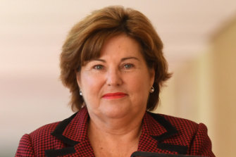 Labor member for Bundamba Jo-Ann Miller said the remaining Ipswich councillors were 'silent numpties' who allowed corruption to fester.