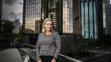 Amelia Hodge, the chief executive of the Australian Property Institute.