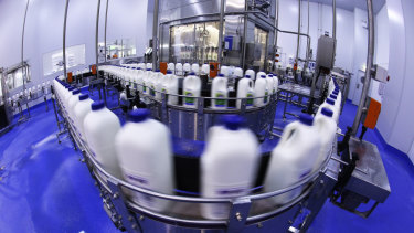 Milk is full of saturated fat. Does that make it bad for us?