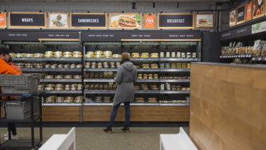 Amazon has opened three Amazon Go stores in Seattle.
