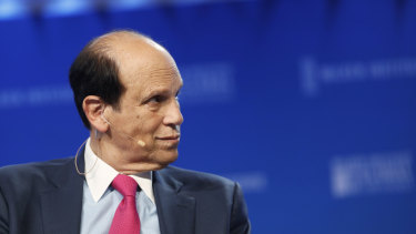Michael Milken will attend this year's event.