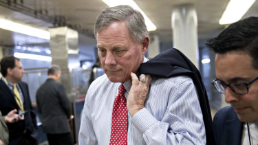 US Senator Richard Burr says previous conclusions as to Russian interference were solid.