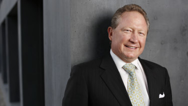"""The Philanthropy Leader of the Year Award went to Nicola and Andrew Forrest,  emphasising """"the potential of philanthropy to catalyse long-term change''."""