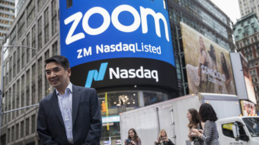 Zoom or Zoom: Mistaken-identity trades send tiny stock up
