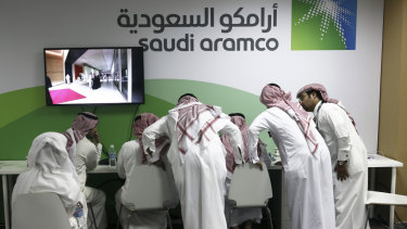 Aramco's debt has still proved too enticing for Wall Street to ignore.