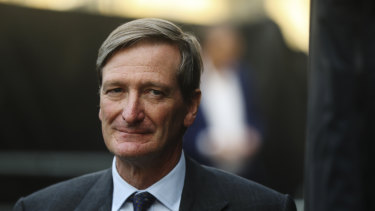 Dominic Grieve is leading a breakaway group of Conservative MPs.