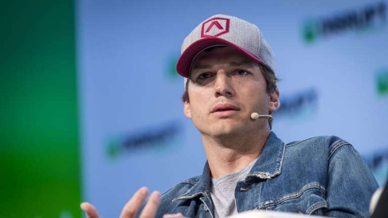 Ashton Kutcher has his own venture capital firm.