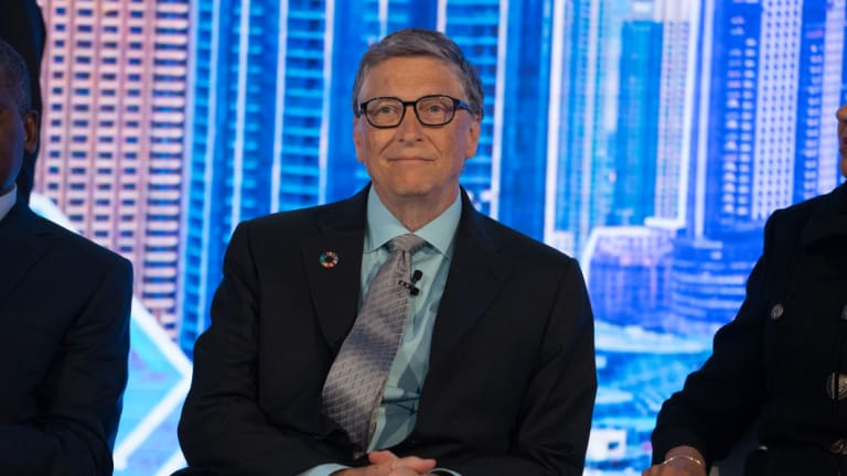 Jack Ma says he wants to emulate Bill Gates with his own foundation