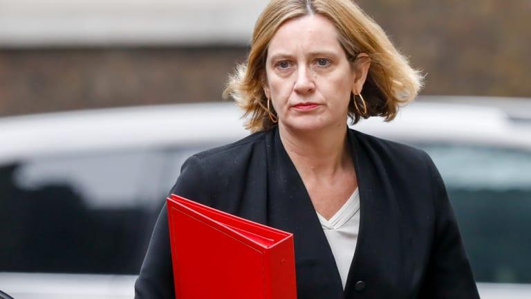 Britain's Home Secretary Amber Rudd has apologised to the 'Windrush Generation'.
