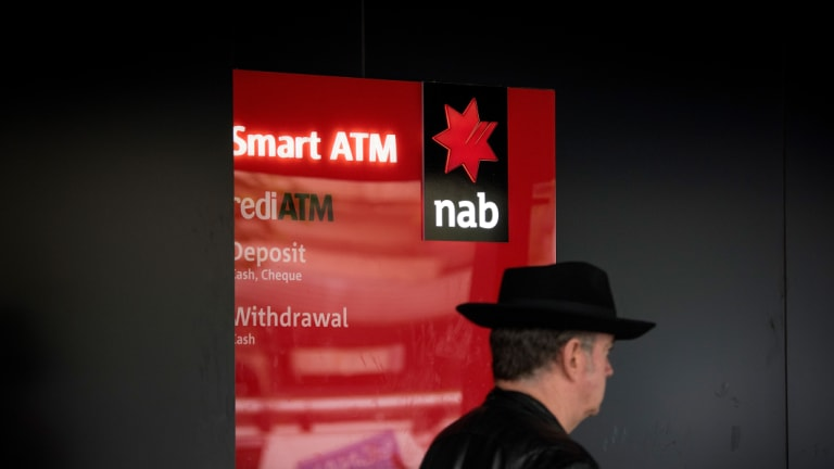 National Australia Bank's superannuation trustee Nulis was hammered at the royal commission over its practice of calling some commissions fees.
