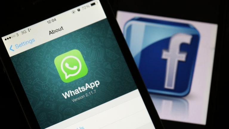 "WhatsApp and Facebook Messenger have left SMS regulation ""outdated"" telcos claim."