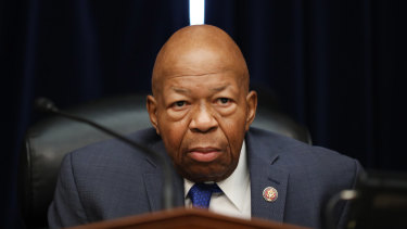 US Representative Elijah Cummings.