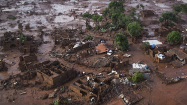 BHP is fighting class actions over the Samarco tragedy in Australia, the US and the UK.