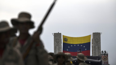 Venezuelan President Nicolas Maduro has announced plans to increase numbers in the country's civil militia, a volunteer unit created by the late Hugo Chavez.