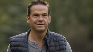 No one would be more grateful about the Stars-Flutter deal than Lachlan Murdoch's Fox Corporation.