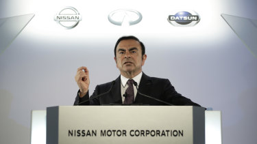 Nissan said it planned to oust Chairman Carlos Ghosn after alleging he had used company money for personal use and committed other serious acts of misconduct.