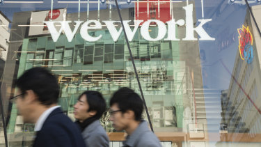 WeWork has opened co-working spaces in over 100 cities around the world.