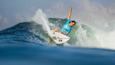 Australian surfing champion Sally Fitzgibbons.