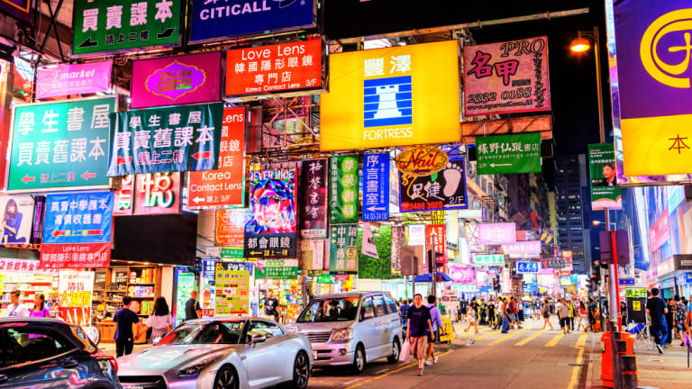 Hong Kong is the ultra rich capital of the world.