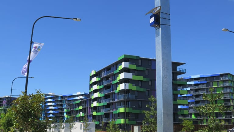 KOALAs will measure air quality on the Gold Coast during the Commonwealth Games.