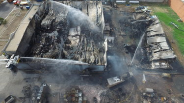 The Campbellfield is almost out as MFB tackles the last hot spots