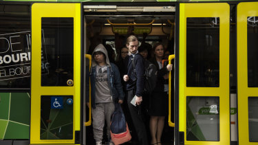 Tram drivers are claiming they should accrue annual leave, even if they are not at work due to a workplace injury.