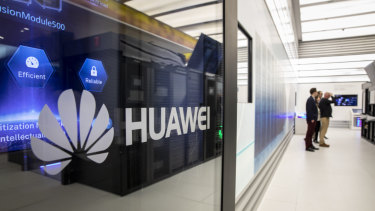 Vodafone said it found vulnerabilities going back years with equipment supplied by Huawei for the carrier's Italian business.