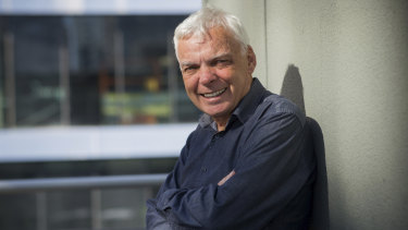 Graeme Simsion never set out to be a champion for the autism community.
