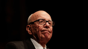 Rupert Murdoch must be cursing the fact that News Corp's Australian assets made an already weak quarter look worse.