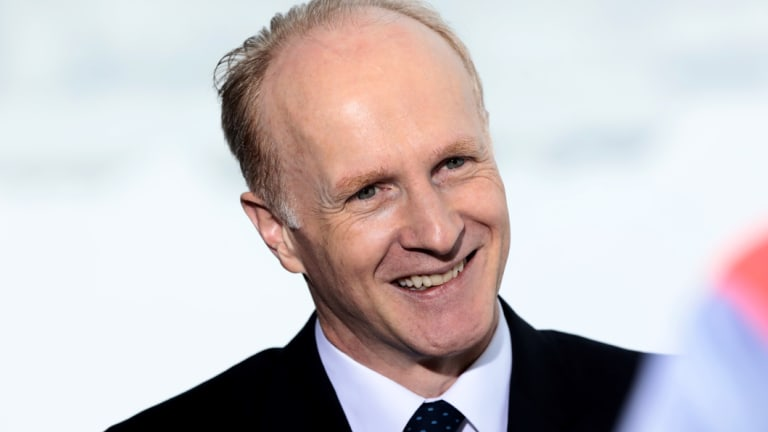 Mark Machin, president and chief executive officer of the Canada Pension Plan Investment Board