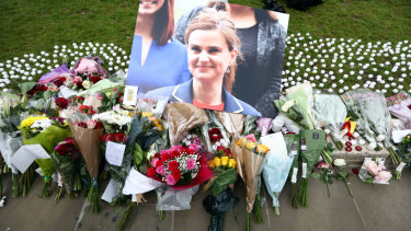 British MP Jo Cox was murdered in 2016 in a crime that shocked the United Kingdom and threw the spotlight on the safety of politicians.