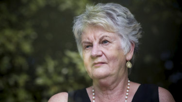Helen Last says she had suspicions about George Pell for years.