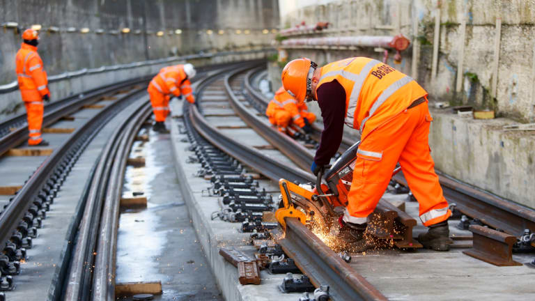 It took 11 years to complete London's mammoth Crossrail project.