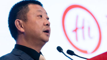 Zhang Yong founded Haidilao in 1994.