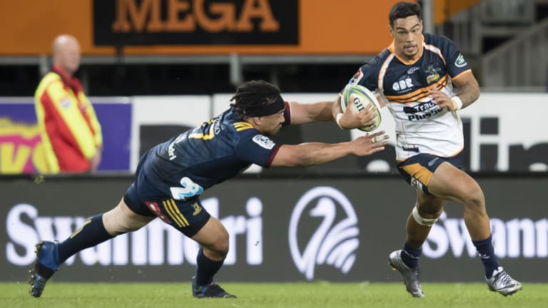The Brumbies had chances to end Australian rugby's woes in New Zealand.