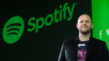 Spotify CEO Daniel Ek says that while locking certain music exclusively to the app makes no sense, locking down podcast exclusives does.