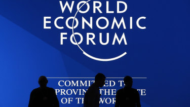 China will be one of the main topics of conversation at the World Economic Forum in Davos.