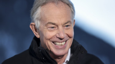 "Tony Blair described a potential early election as an ""elephant trap"" from Boris Johnson."