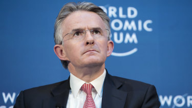 HSBC chief John Flint.