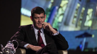 James Packer has long had a complicated relationship with Sydney.