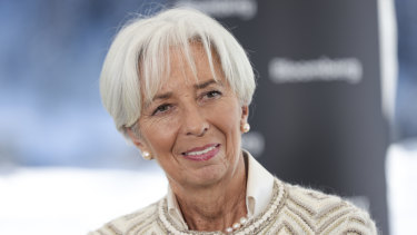 The IMF's Christine Lagarde is the surprise nominee to fill the shoes of  Mario Draghi, the man credited as saving the eurozone after the financial crisis.