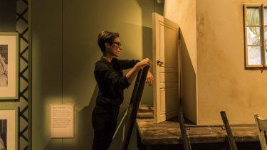 Curator Jess Bram takes a peek inside a tiny house.