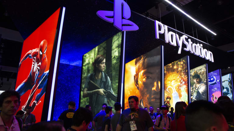 PlayStation unveiled its upcoming slate of blockbuster games at E3.