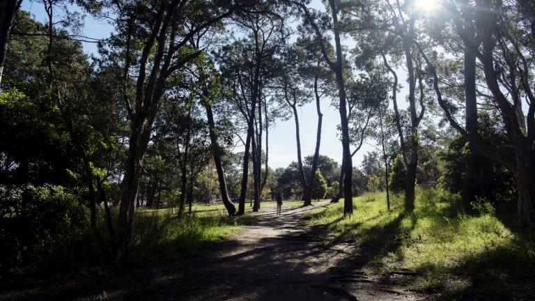 Centennial Park.