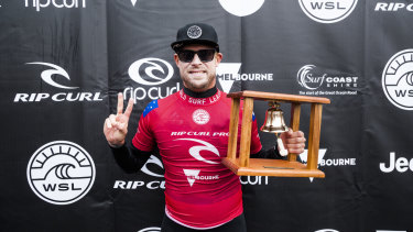Rip Curl sponsors the likes of Mick Fanning.